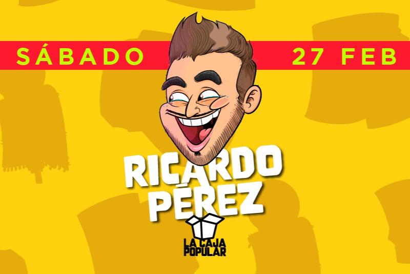 Ricardo Pérez ( 3PM )