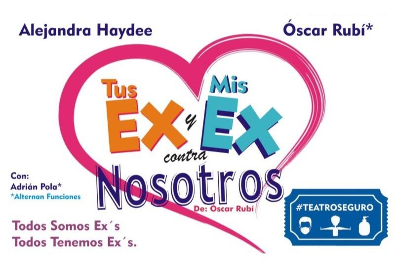 Tus Ex y Mis Ex contra Nosotros