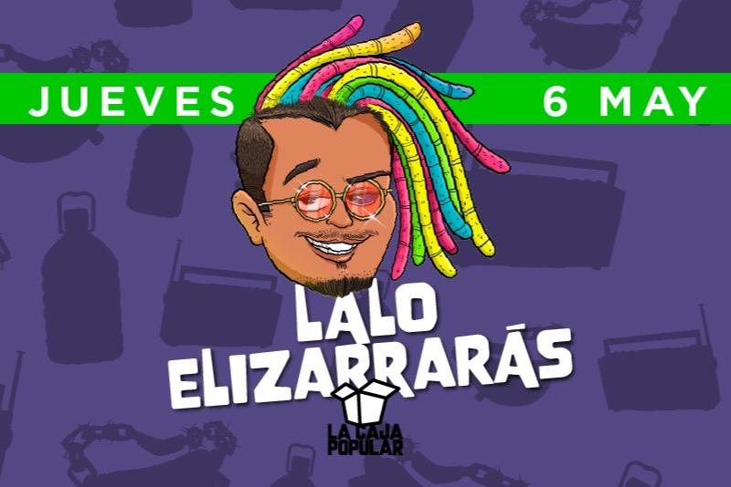 Lalo Elizarrarás