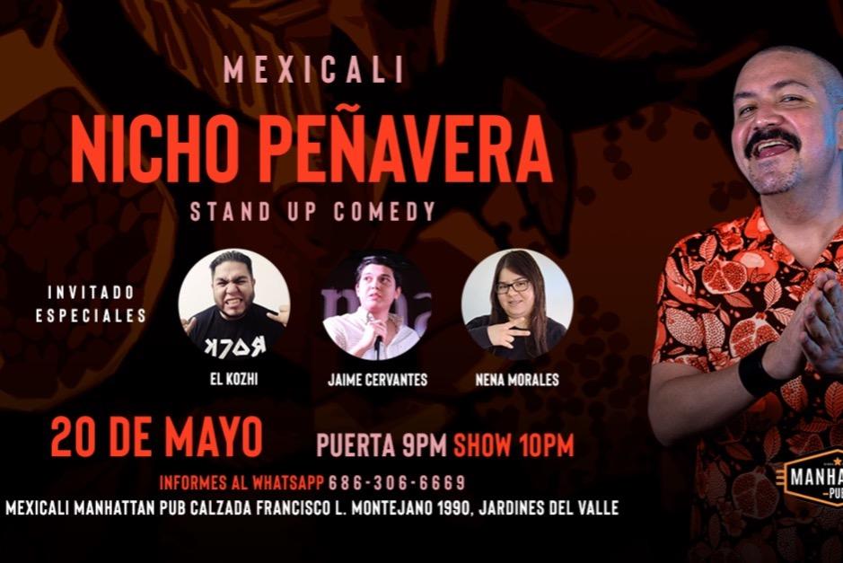 Mexicali Nicho Peñavera