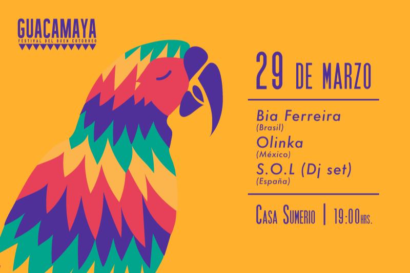 Guacamaya Festival 4ta Edición - Día 2