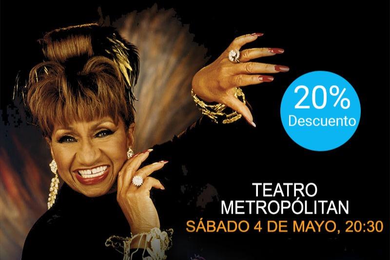 Celia Cruz El Musical
