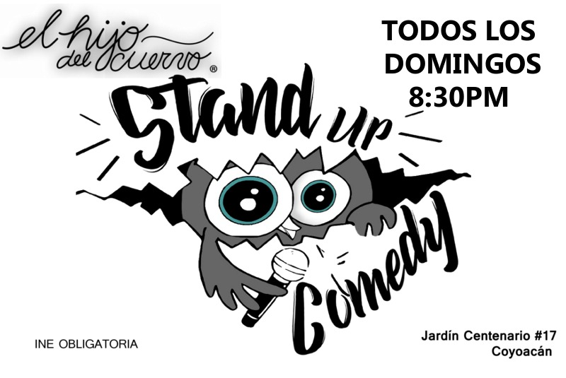 Stand Up Comedy - Coyoacán