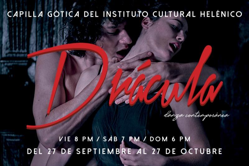 Drácula, danza contemporánea