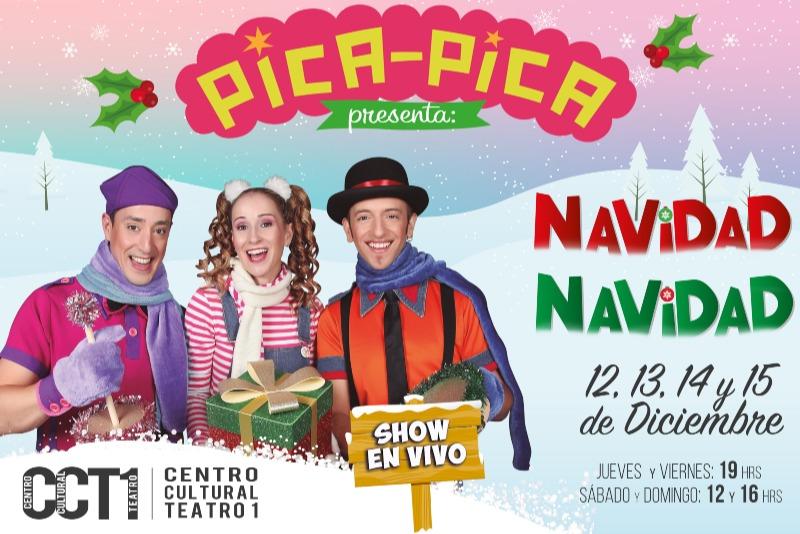 Pica Pica: Navidad, Navidad