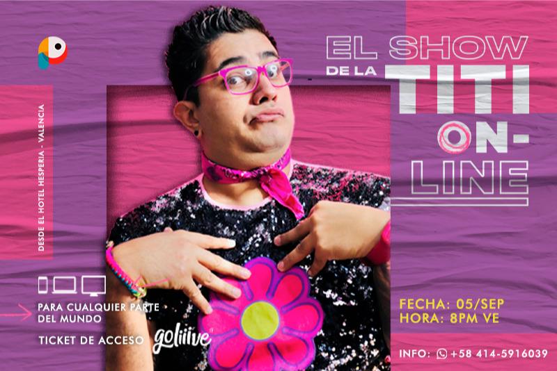 El Show Online de La Titi MX