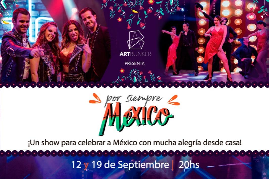 Por Siempre México (19 Septiembre)