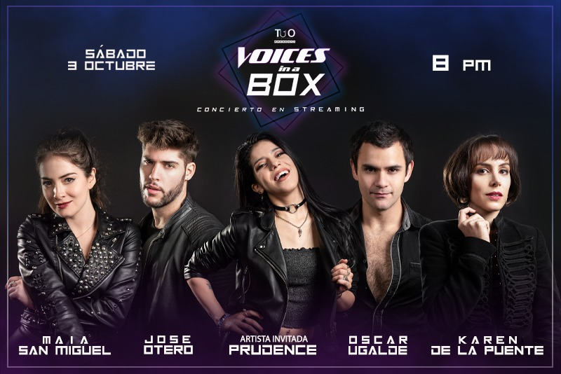 Voices in a Box