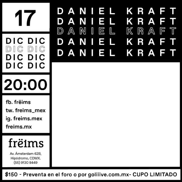 Daniel Craft en Frëims