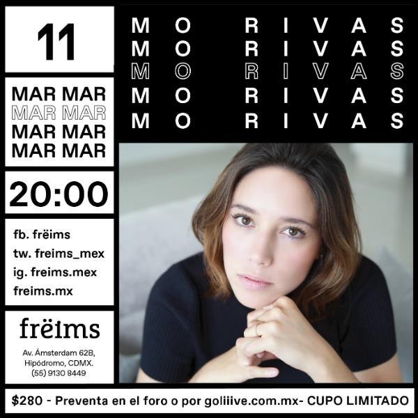 Mo Rivas en Frëims