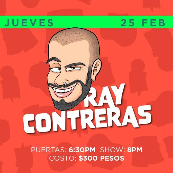 Ray Contreras ( Jueves )