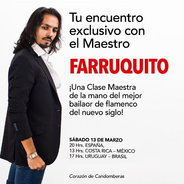 Master Class de Farruquito