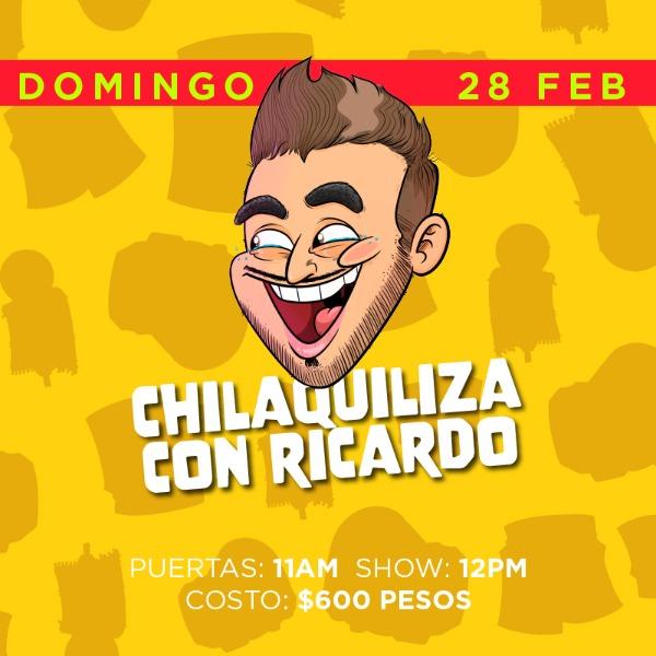 Chilaquiliza