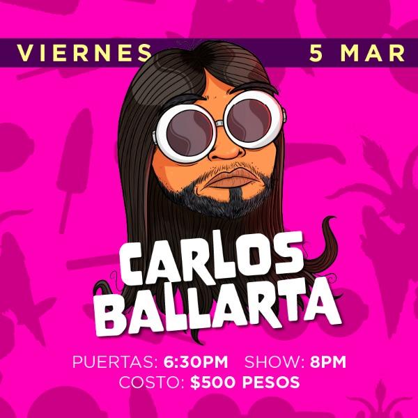Carlos Ballarta - Viernes