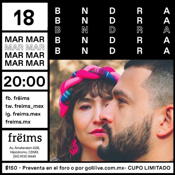 BNDRA en Freims