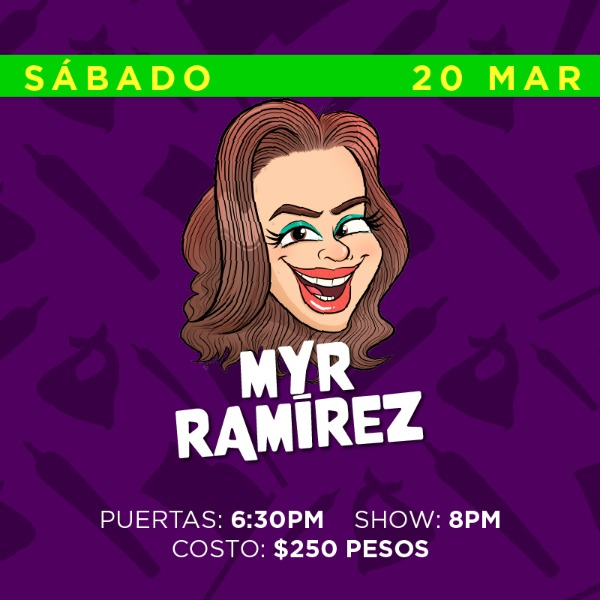 Myr Ramírez