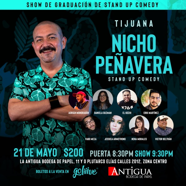 Tijuana Nicho Peñavera Graduación
