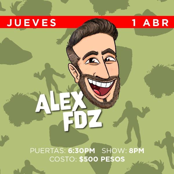 Alex Fdz