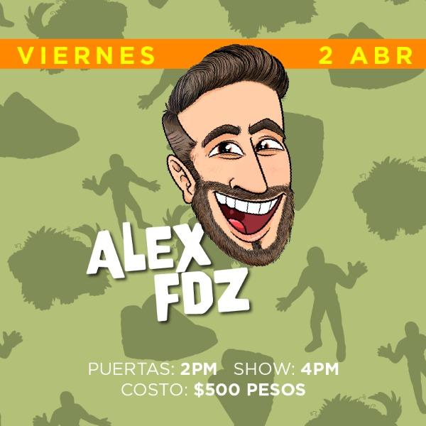 Alex Fdz 4PM