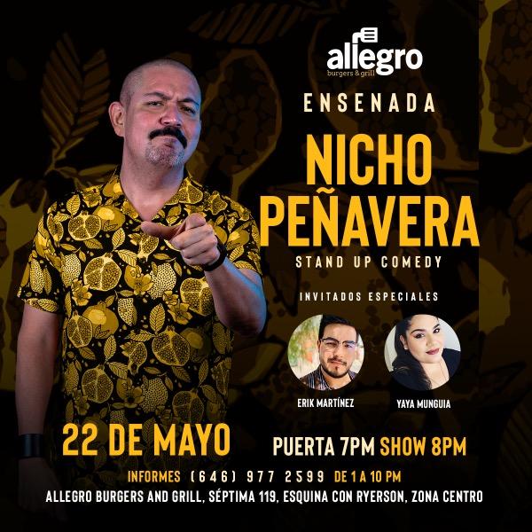 Ensenada Nicho Peñavera
