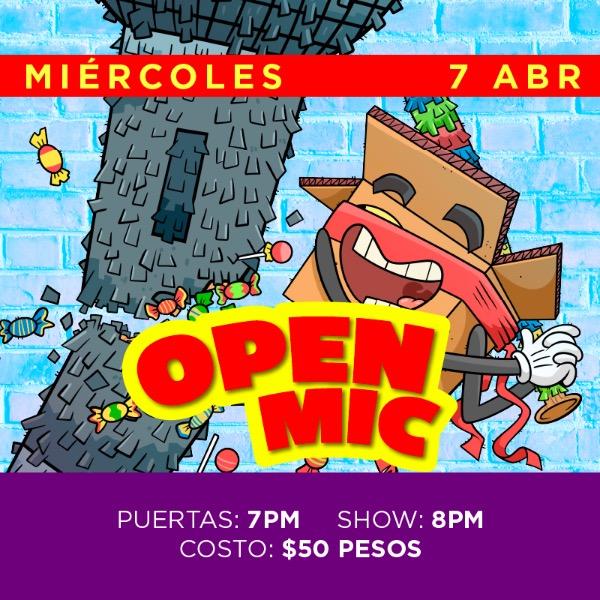 Open con Ivan Mendoza