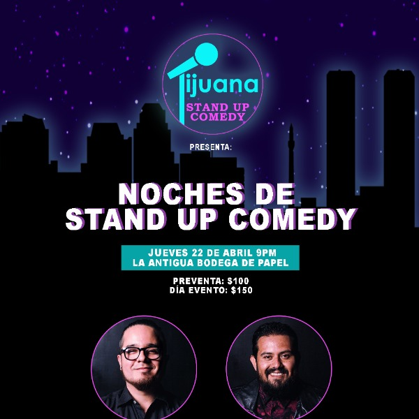Jueves de Stand Up Comedy