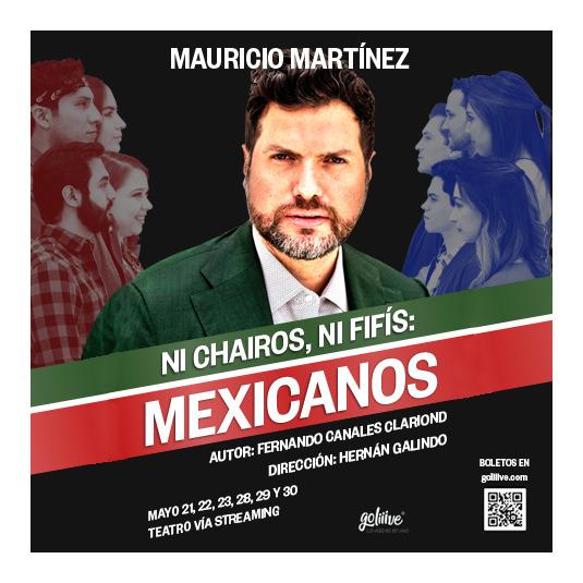 Ni Chairos, Ni Fifís: Mexicanos