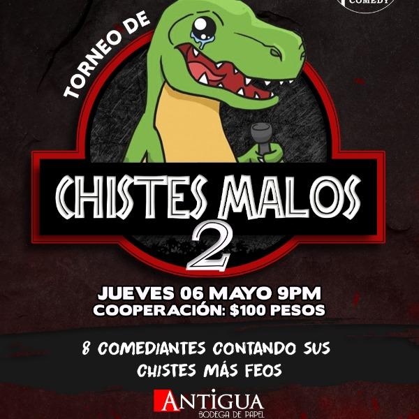 2do Torneo de Chistes malos Tijuana