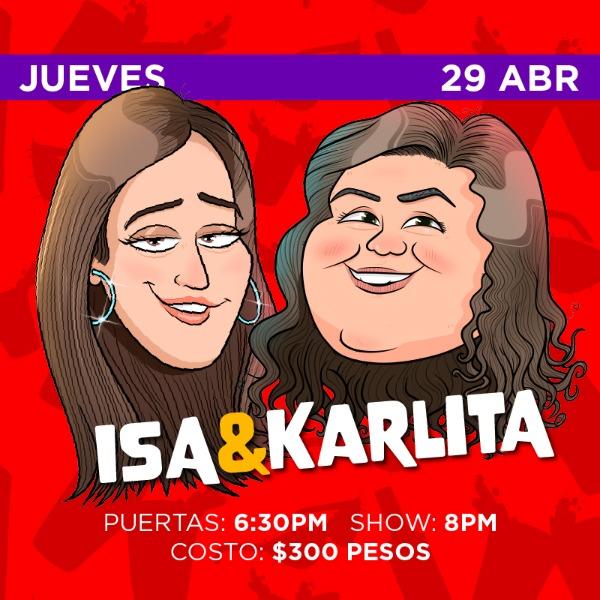 Isa y Karlita