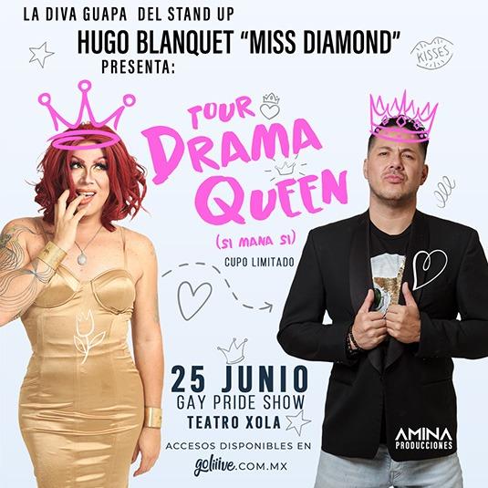 Tour Drama Queen (Si Mana Si)