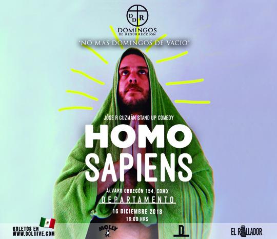 Homosapiens Stand Up Comedy