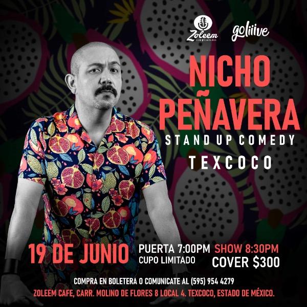 Texcoco Nicho Peñavera