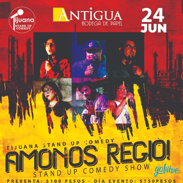Amonos Regio
