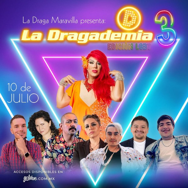 La Dragademia 3 VIP