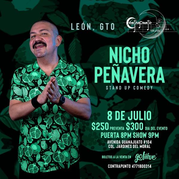 León Nicho Peñavera