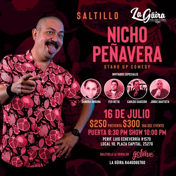 Saltillo Nicho Peñavera