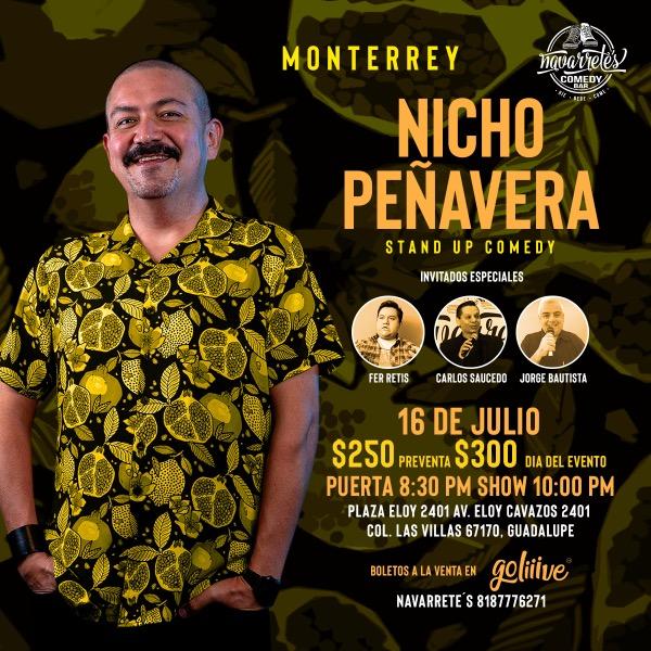 Monterrey Nicho Peñavera