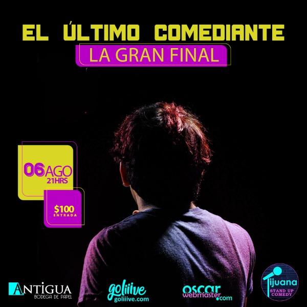 El Último Comediante - La Gran Final