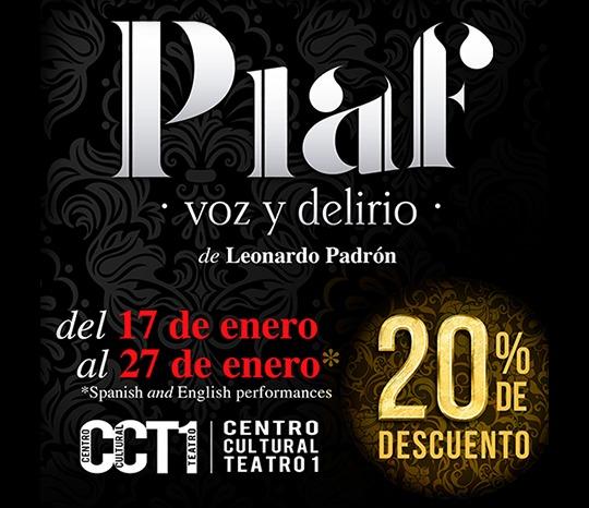 Piaf prueba cupón CCT1