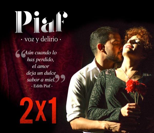 Piaf 2x1