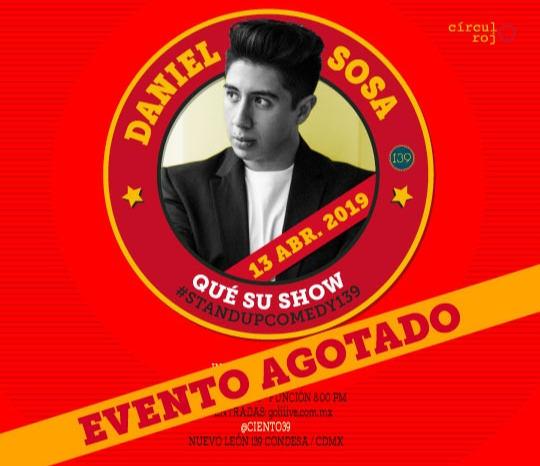 Daniel Sosa presenta: Qué su Show