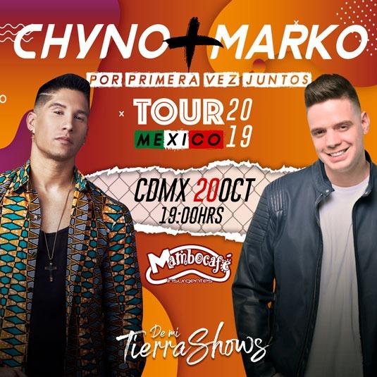 Chyno & Marko - Meet & Greet