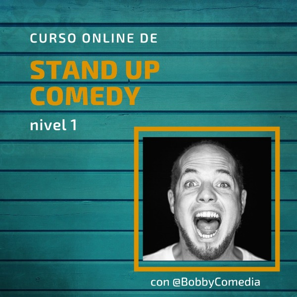 Stand Up Comedy - Bobby Comedia