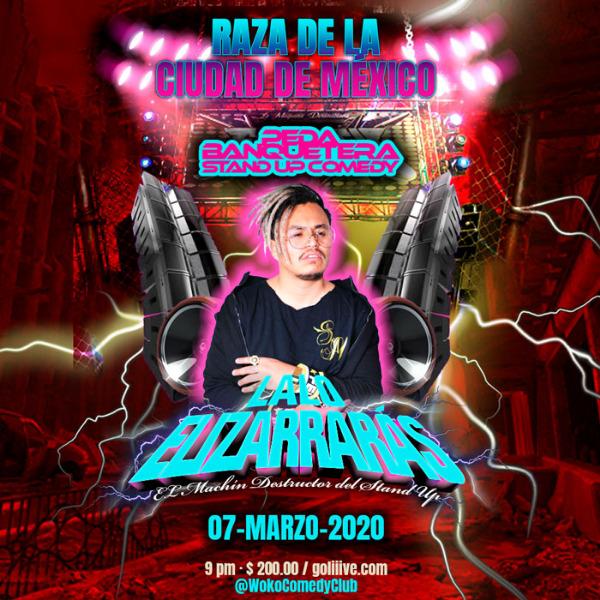Lalo Elizarrarás - Peda Banquetera