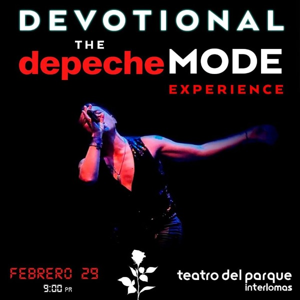 Devotional The Depeche Mode Experience (TRIBUTO OFICIAL)