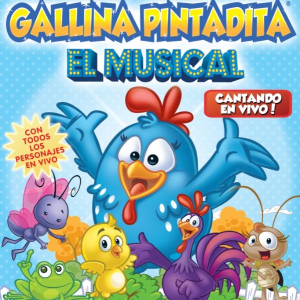 Gallina Pintadita, el Musical
