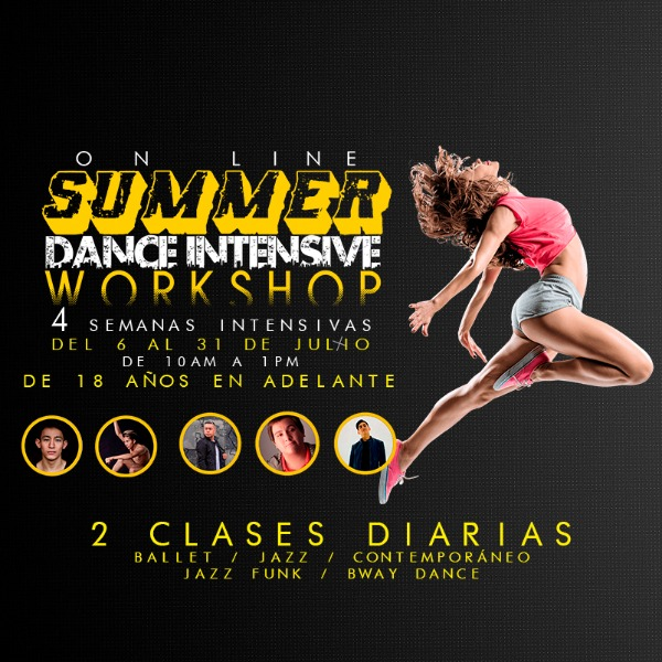 Workshop Intensivo de Danza