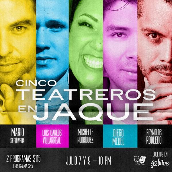 Teatreros en Jaque 3er programa