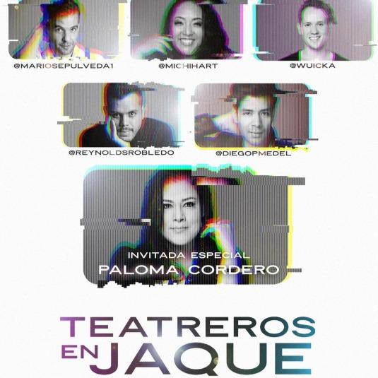 Teatreros en Jaque, 2da Temporada