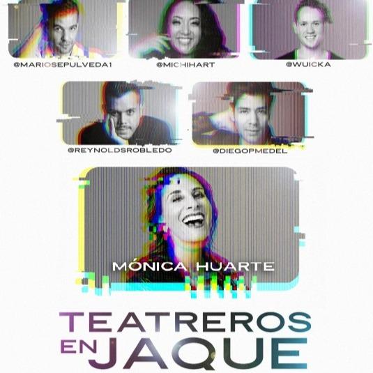 Teatreros en Jaque, 2da Temporada 18Ago2020